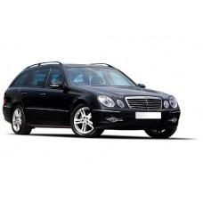 Sonnenschutz Blenden für Mercedes-Benz E-Klasse S211 Kombi 2002-2008