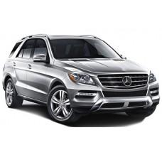 Sonnenschutz Blenden für Mercedes-Benz ML M-Klasse W166 5 Türen 2012-2019