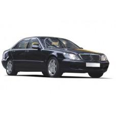 Sonnenschutz Blenden für Mercedes-Benz S-Klasse W220 1998-2005