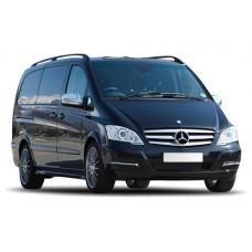 Sonnenschutz Blenden für Mercedes-Benz V-Klasse Viano & Vito V639 2003-2014 Lang*