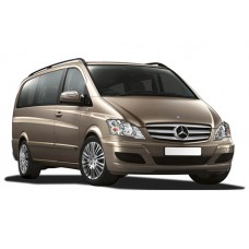 Sonnenschutz Blenden für Mercedes-Benz V-Klasse Viano & Vito W639 2003-2014 Kompakt*