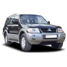 Sonnenschutz Blenden für Mitsubishi Shogun Pajero V60 5 Türen 2000-2007
