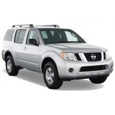 Sonnenschutz Blenden für Nissan Pathfinder R51 2004-2013