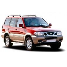 Sonnenschutz Blenden für Nissan Terrano 5 Türen 1996-2006