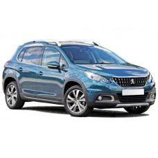 Sonnenschutz Blenden für Peugeot 2008 - 5 Türen 2013-2019