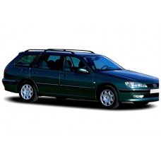 Sonnenschutz Blenden für Peugeot 406 Kombi 1995-2004