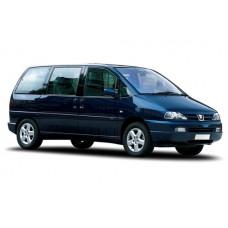 Sonnenschutz Blenden für Peugeot 806 5 Türen 1994-2002