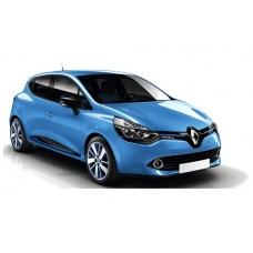 Sonnenschutz Blenden für Renault Clio IV (Typ X98) 5 Türen 2012-