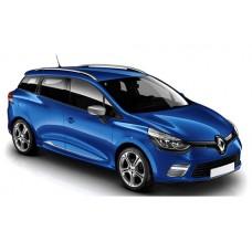 Sonnenschutz Blenden für Renault Clio IV Grandtour Kombi 2013-
