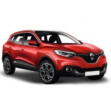 Sonnenschutz Blenden für Renault Kadjar 2015-