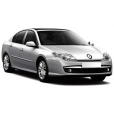 Sonnenschutz Blenden für Renault Laguna 5 Türen 2008-2015