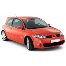 Sonnenschutz Blenden für Renault Megane 3 Türen 2002-2008