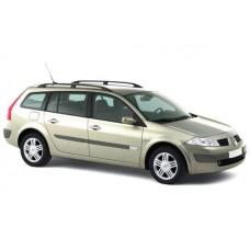 Sonnenschutz Blenden für Renault Megane Kombi 2002-2008