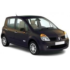 Sonnenschutz Blenden für Renault Modus 5 Türen 2004-2012