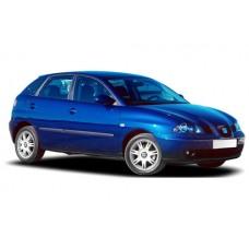 Sonnenschutz Blenden für Seat Ibiza 5 Türen 2003-2008
