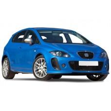 Sonnenschutz Blenden für Seat Leon (Typ 1P) Facelift 5 Türen 2009-2012