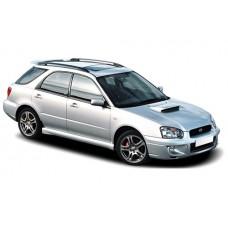 Sonnenschutz Blenden für Subaru Impreza Kombi 1999-2007*