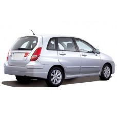 Sonnenschutz Blenden für Suzuki Liana 5 Türen 2001-2007