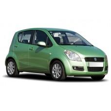 Sonnenschutz Blenden für Suzuki Splash 5 Türen 2008-2014