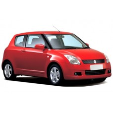 Sonnenschutz Blenden für Suzuki Swift 3 Türen 2005-2010
