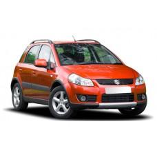 Sonnenschutz Blenden für Fiat Sedici 5 Türen 2006-2014