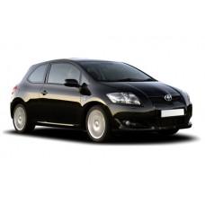 Sonnenschutz Blenden für Toyota Auris 3 Türen 2007-2012