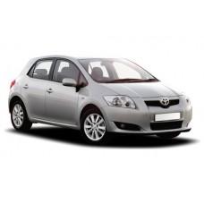 Sonnenschutz Blenden für Toyota Auris 5 Türen 2007-2012