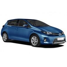 Sonnenschutz Blenden für Toyota Auris 5 Türen 2012-2018