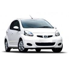 Sonnenschutz Blenden für Toyota Aygo 5 Türen 2005-2014