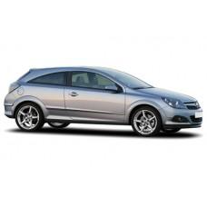 Sonnenschutz Blenden für Opel Astra H - 3 Türen 2004-2010