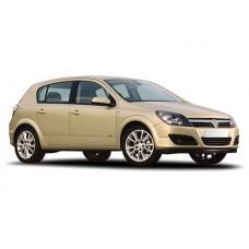 Sonnenschutz Blenden für Opel Astra H - 5 Türen 2004-2010