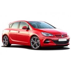 Sonnenschutz Blenden für Opel Astra J 5 Türen 2009-2015