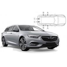 Sonnenschutz Blenden für Opel Insignia B Kombi 2017-