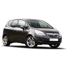 Sonnenschutz Blenden für Opel Meriva 5 Türen 2010-2017
