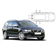 Sonnenschutz Blenden für Volvo V50 Kombi 2003-2012