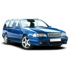 Sonnenschutz Blenden für Volvo V70 Kombi 1997-2000