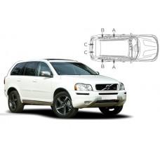 Sonnenschutz Blenden für Volvo XC90 5 Türen 2003-2015