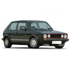 Sonnenschutz Blenden für Volkswagen Golf MK2 - 3 Türen 1983-1992