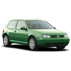 Sonnenschutz Blenden für Volkswagen Golf MK4 - 3 Türen 1997-2004