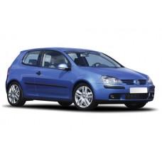 Sonnenschutz Blenden für Volkswagen Golf MK5 - 3 Türen 2003-2008