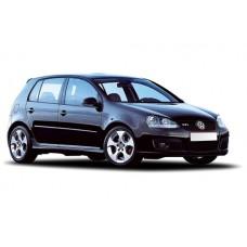Sonnenschutz Blenden für Volkswagen Golf MK5 - 5 Türen 2003-2008