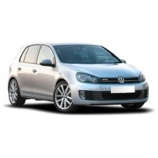 Sonnenschutz Blenden für Volkswagen Golf MK6 - 5 Türen 2009-2012
