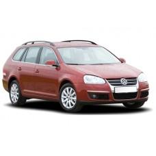 Sonnenschutz Blenden für Volkswagen Golf 5 Variant Kombi 2007-2010