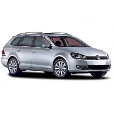 Sonnenschutz Blenden für Volkswagen Golf 6 Variant Kombi 2009-2013