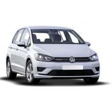 Sonnenschutz Blenden für Volkswagen Golf Sportsvan 2014-2020