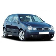 Sonnenschutz Blenden für Volkswagen Polo 5 Türen 2002-2009