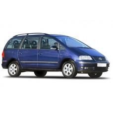 Sonnenschutz Blenden für Volkswagen Sharan 2000-2010