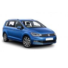 Sonnenschutz Blenden für Volkswagen Touran II (Typ 5T) 2015-