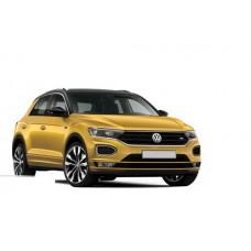 Sonnenschutz Blenden für Volkswagen T-Roc (Typ A1) 5 Türen 2017-